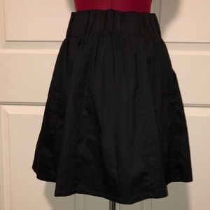 Urban Outfitters BDG Black Bubble Skirt Wmn Medium
